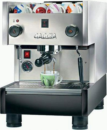 coffee machine how to know when boiler is full