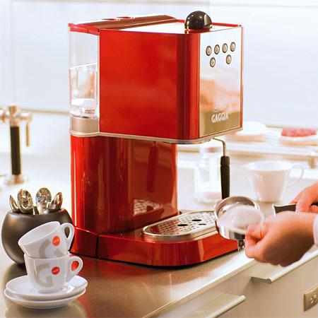 Gaggia Coffee Maker Espresso Baby Dose Silver : Gaggia New Baby Dose - Gaggia coffee machines from Watermark Coffee Technology